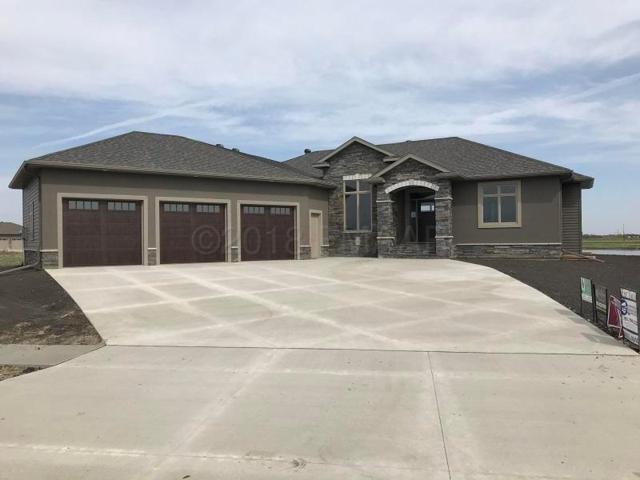 2509 North Pond Drive E, West Fargo, ND 58078 (MLS #18-3423) :: FM Team