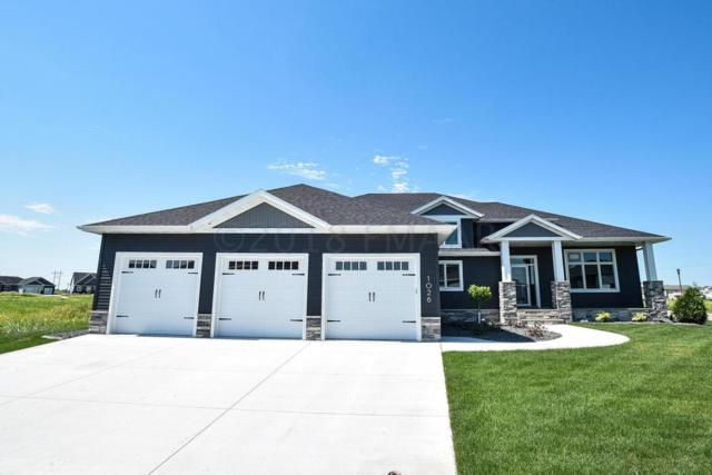 1026 Hickory Lane, West Fargo, ND 58078 (MLS #18-3978) :: FM Team