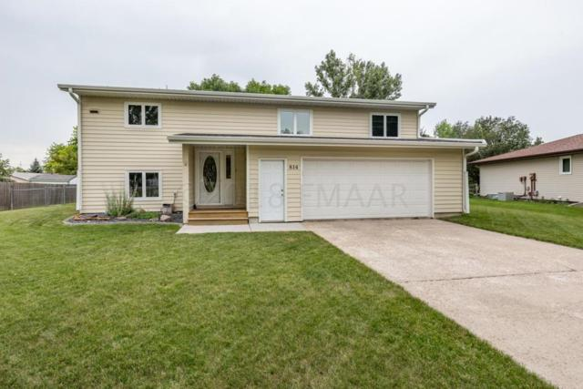 814 Dolores Drive, West Fargo, ND 58078 (MLS #18-3992) :: FM Team
