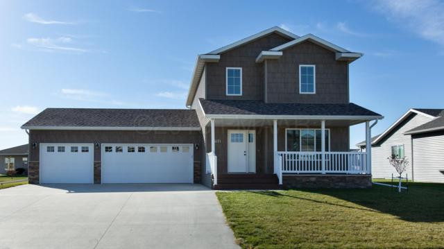 1171 Brooks Drive W, West Fargo, ND 58078 (MLS #18-5734) :: FM Team