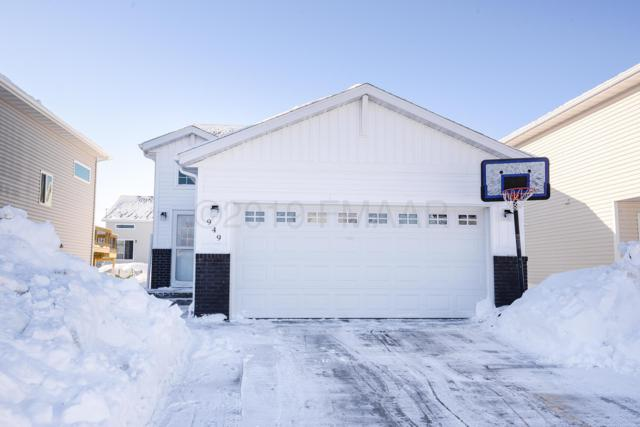 949 28TH Avenue W, West Fargo, ND 58078 (MLS #19-1089) :: FM Team