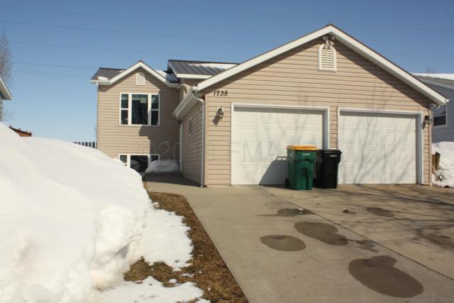 1738 2ND Avenue E, West Fargo, ND 58078 (MLS #19-1140) :: FM Team