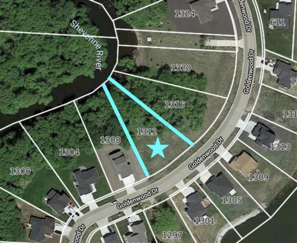 1312 Goldenwood Drive, West Fargo, ND 58078 (MLS #19-1678) :: FM Team