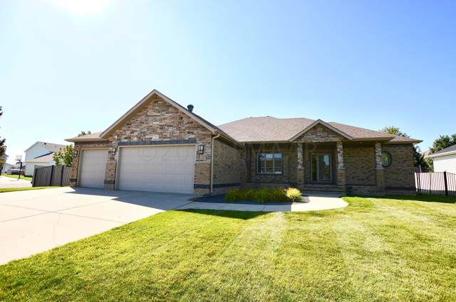 1705 Princeton Lane, West Fargo, ND 58078 (MLS #19-5695) :: FM Team