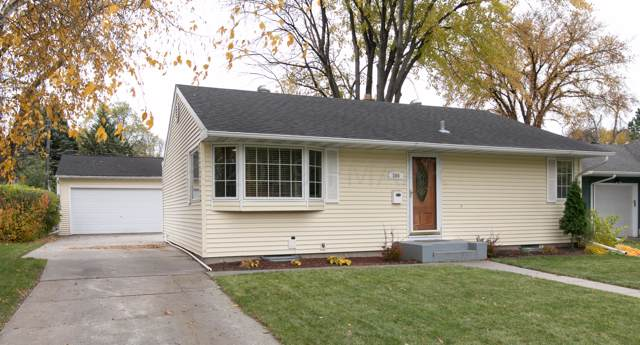 306 23 Avenue N, Fargo, ND 58102 (MLS #19-6600) :: FM Team
