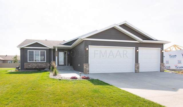 1323 29 Avenue W, West Fargo, ND 58078 (MLS #19-6926) :: FM Team