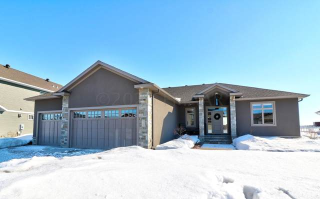 3707 Bell Boulevard E, West Fargo, ND 58078 (MLS #20-1031) :: FM Team