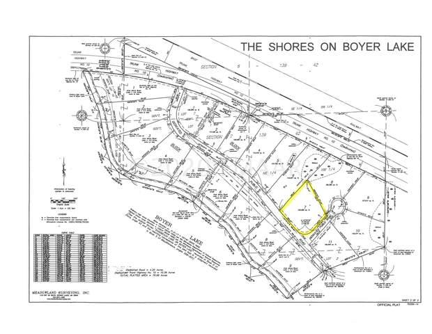 LOT 7 BLK2 The Shores On Boyer Lake, Lake Park, MN 56554 (MLS #20-1060) :: FM Team