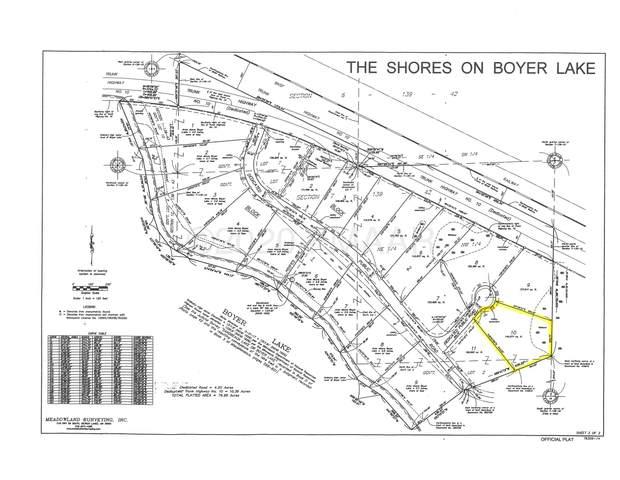 LT 10 BLK2 The Shores On Boyer Lake, Lake Park, MN 56554 (MLS #20-1066) :: FM Team