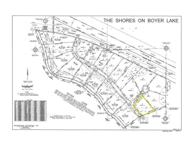 LT 11 BLK2 The Shores On Boyer Lake, Lake Park, MN 56554 (MLS #20-1067) :: FM Team