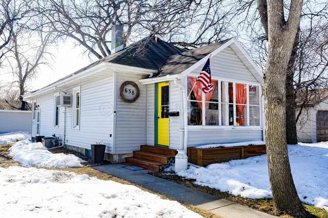 1638 10 Avenue S, Fargo, ND 58103 (MLS #20-1191) :: FM Team