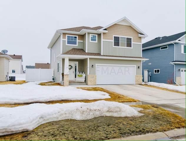 956 Eaglewood Avenue W, West Fargo, ND 58078 (MLS #20-1466) :: FM Team