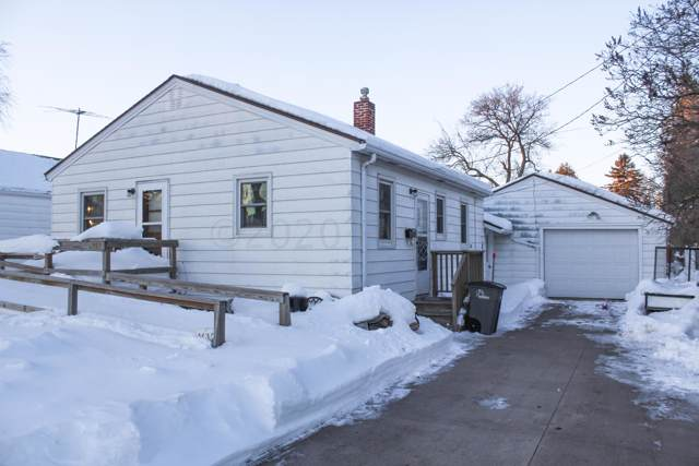 1612 4TH Avenue N, Moorhead, MN 56560 (MLS #20-149) :: FM Team