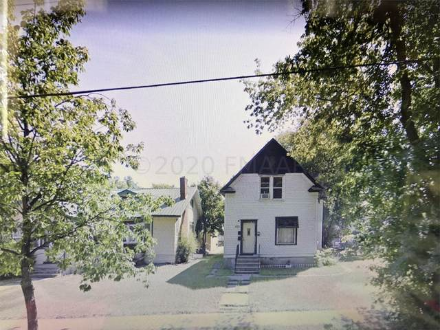 821 10 Street N, Fargo, ND 58102 (MLS #20-1567) :: FM Team
