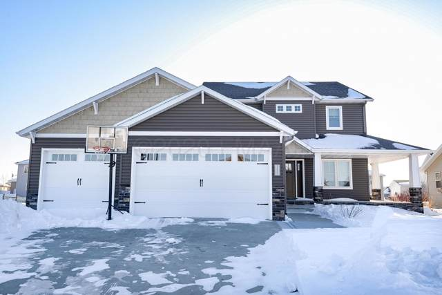 3527 6 Street E, West Fargo, ND 58078 (MLS #20-203) :: FM Team