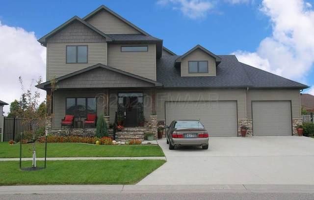 3870 3RD Street E, West Fargo, ND 58078 (MLS #20-2109) :: FM Team
