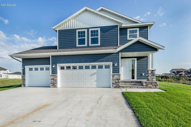 1106 Legion Lane W, West Fargo, ND 58078 (MLS #20-2174) :: FM Team