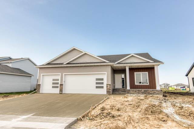1182 Brooks Drive W, West Fargo, ND 58078 (MLS #20-2372) :: FM Team