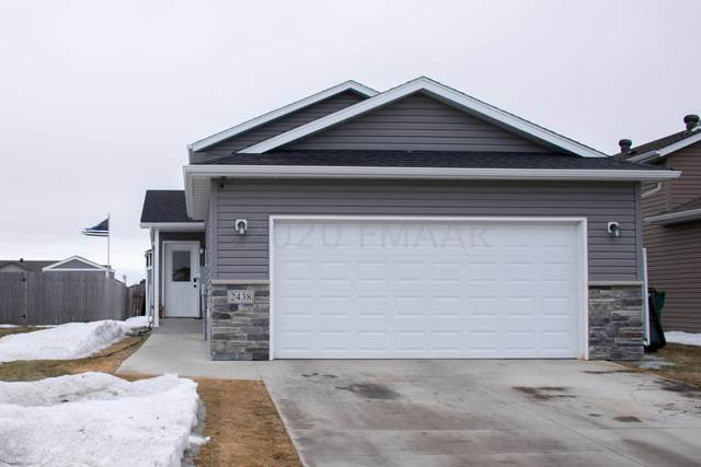 2438 8TH Court W, West Fargo, ND 58078 (MLS #20-2406) :: FM Team