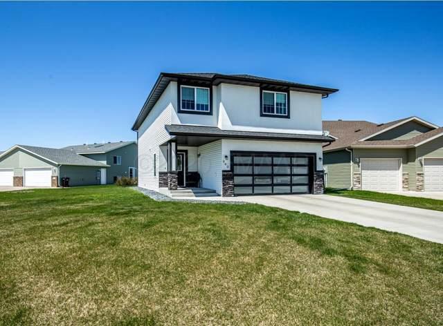 940 41 Avenue W, West Fargo, ND 58078 (MLS #20-2461) :: FM Team