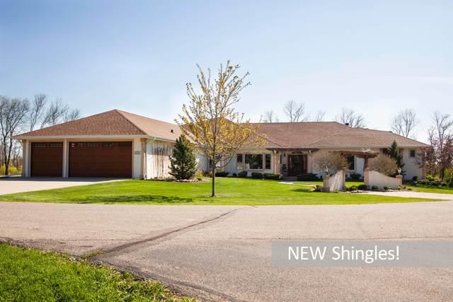 4501 S River Estates Way, West Fargo, ND 58078 (MLS #20-2598) :: FM Team