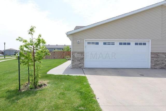 1109 43 Avenue W, West Fargo, ND 58078 (MLS #20-2757) :: FM Team