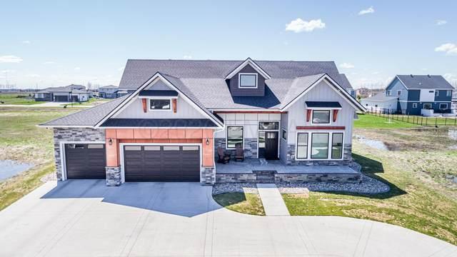 6258 Cattail Cove S, Fargo, ND 58104 (MLS #20-2967) :: FM Team