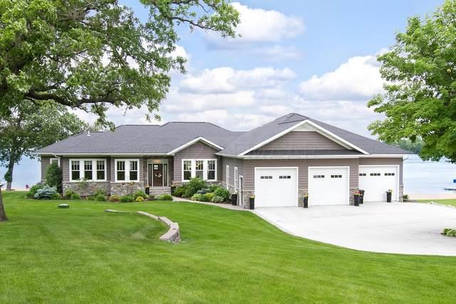 1541 Long Lake Drive, Detroit Lakes, MN 56501 (MLS #20-3043) :: FM Team