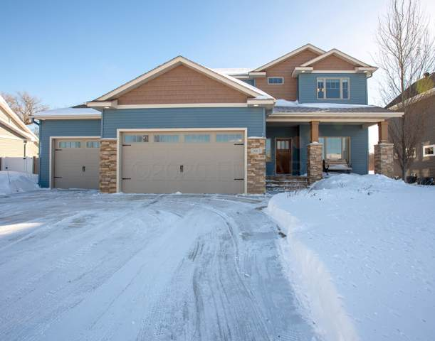 3665 Hidden Circle, West Fargo, ND 58078 (MLS #20-319) :: FM Team