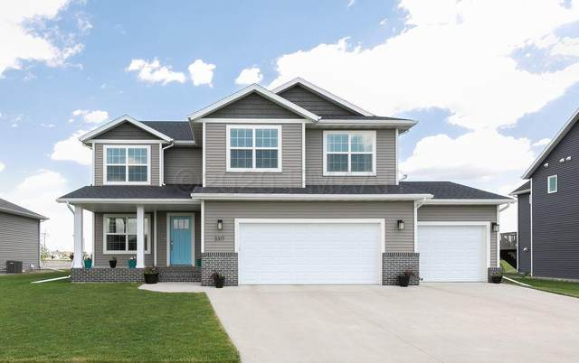3317 2 Street E, West Fargo, ND 58078 (MLS #20-3223) :: FM Team