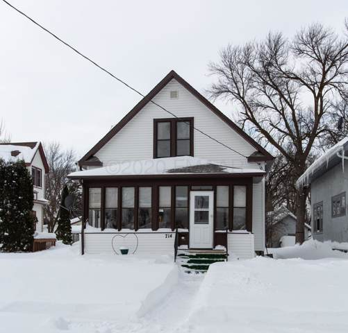 714 Elm Street N, Fargo, ND 58102 (MLS #20-324) :: FM Team