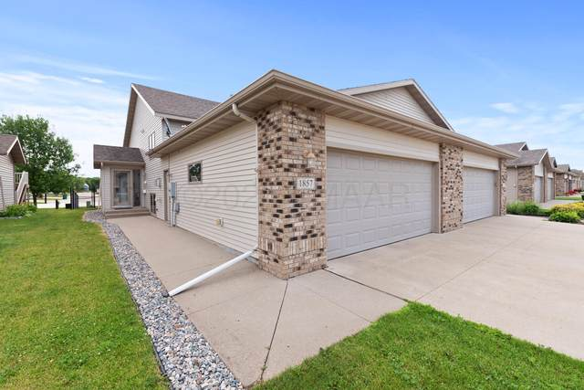 1857 6 Street W, West Fargo, ND 58078 (MLS #20-3878) :: FM Team