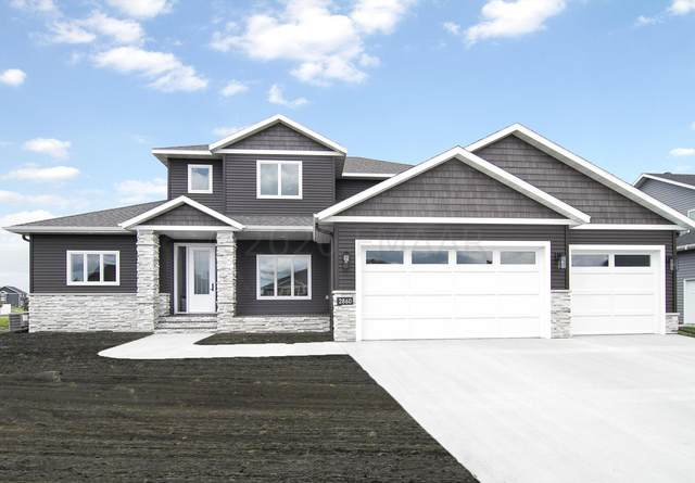 2860 Mcleod Drive E, West Fargo, ND 58078 (MLS #20-3941) :: FM Team