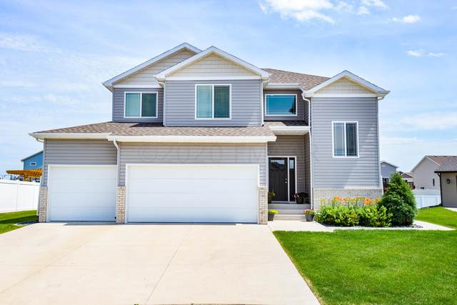 451 31 Avenue E, West Fargo, ND 58078 (MLS #20-3962) :: FM Team