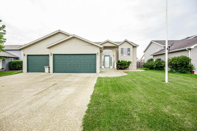 1857 7 Street W, West Fargo, ND 58078 (MLS #20-4585) :: FM Team