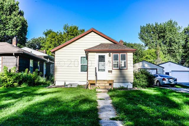 318 12TH Street N, Moorhead, MN 56560 (MLS #20-4740) :: FM Team