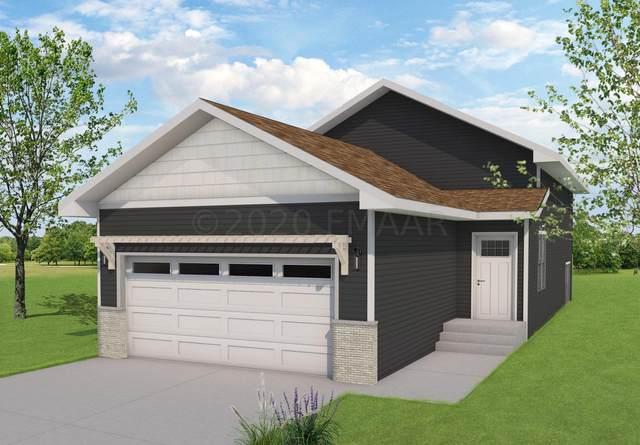 1019 Barnes Drive W, West Fargo, ND 58078 (MLS #20-4973) :: FM Team