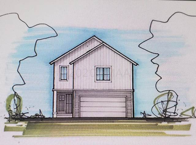 1023 Barnes Drive W, West Fargo, ND 58078 (MLS #20-5001) :: FM Team