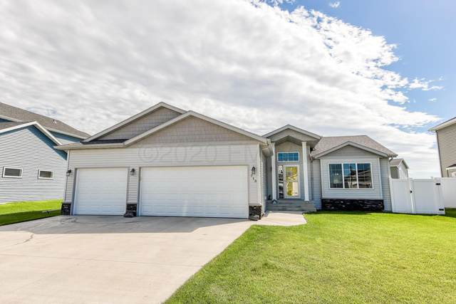 713 23 Avenue W, West Fargo, ND 58078 (MLS #20-5216) :: FM Team