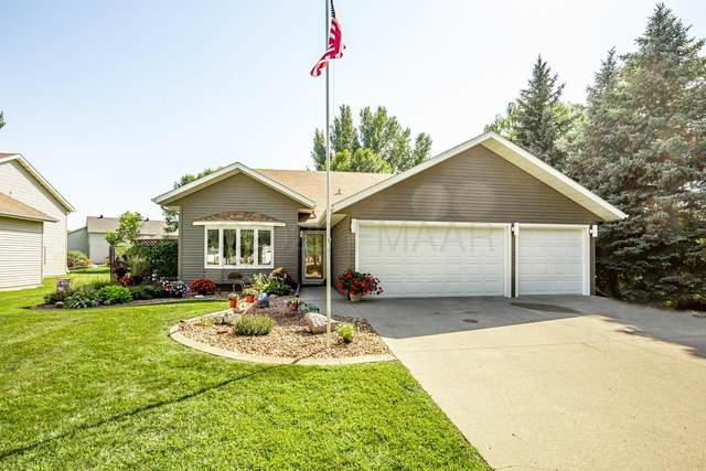 1021 Sommerset Drive, West Fargo, ND 58078 (MLS #20-5226) :: FM Team