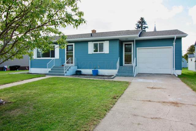 604 1ST Avenue SE, Hankinson, ND 58041 (MLS #20-5385) :: FM Team
