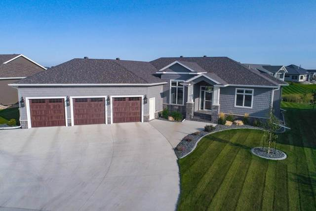1050 Larkin Lane W, West Fargo, ND 58078 (MLS #20-5395) :: FM Team