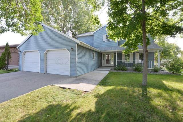 3017 Village Green Drive S, Moorhead, MN 56560 (MLS #20-5401) :: FM Team