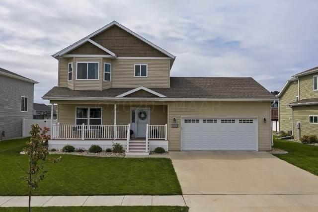 3116 5 Street E, West Fargo, ND 58078 (MLS #20-5427) :: FM Team