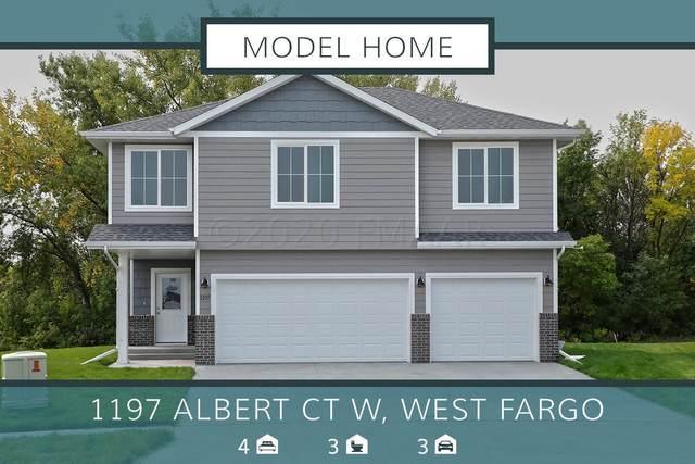 1197 Albert Court W, West Fargo, ND 58078 (MLS #20-5517) :: FM Team