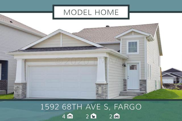 1592 68 Avenue S, Fargo, ND 58104 (MLS #20-5520) :: FM Team