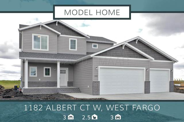 1182 Albert Court W, West Fargo, ND 58078 (MLS #20-5526) :: FM Team