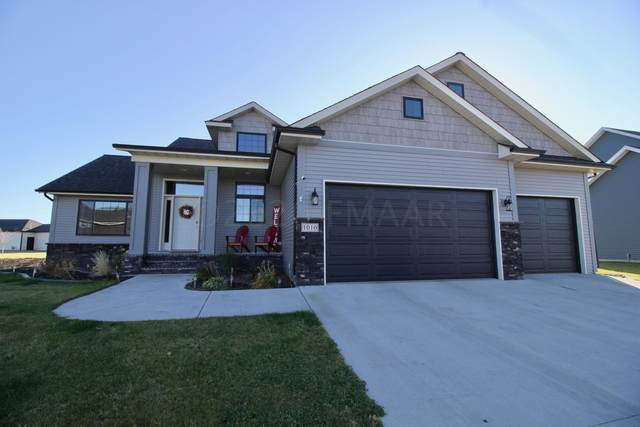 1010 Larkin Lane, West Fargo, ND 58078 (MLS #20-5998) :: FM Team