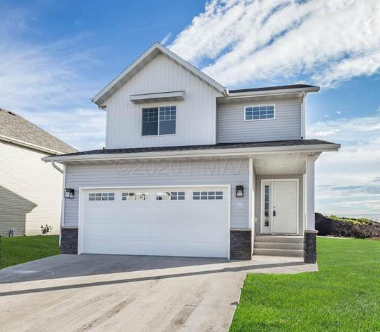 1146 Highland Lane W, West Fargo, ND 58078 (MLS #20-6054) :: FM Team