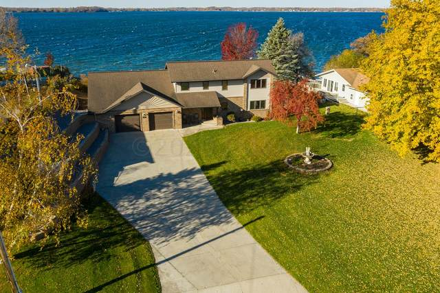 1804 East Shore Drive, Detroit Lakes, MN 56501 (MLS #20-6096) :: FM Team